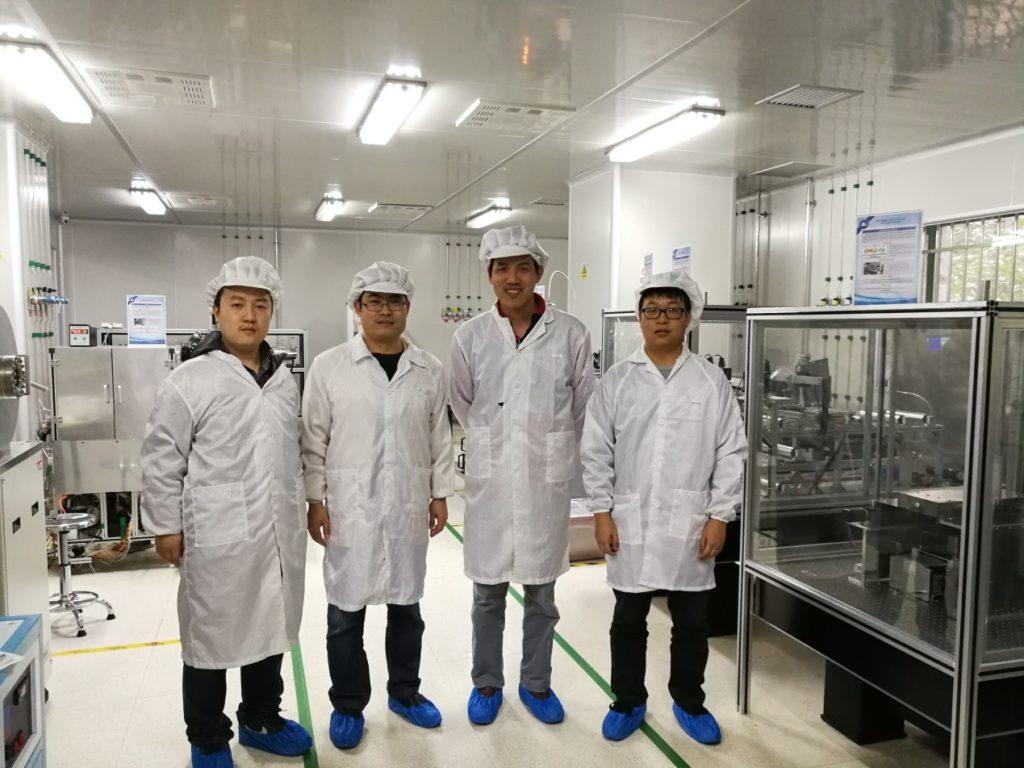 无锡威孚环保催化剂有限公司贾莉伟技术总监来访课题组