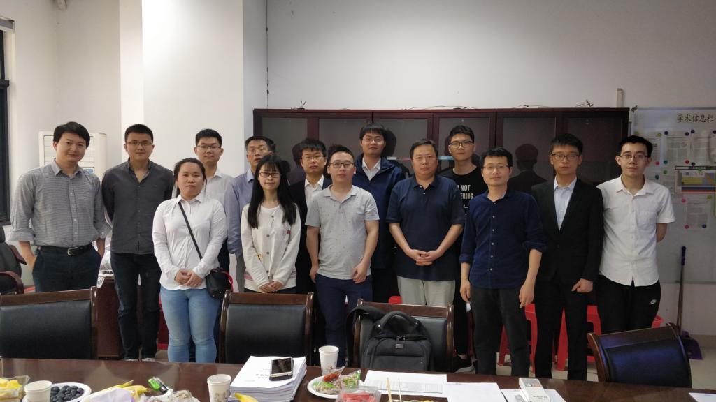 恭喜实验室朱雨宁、刘媛媛和汪军顺利通过硕士答辩