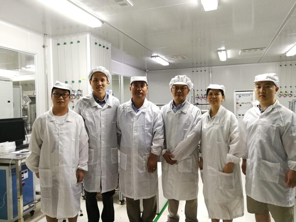 美国通用汽车公司Wei Li博士来课题组访问