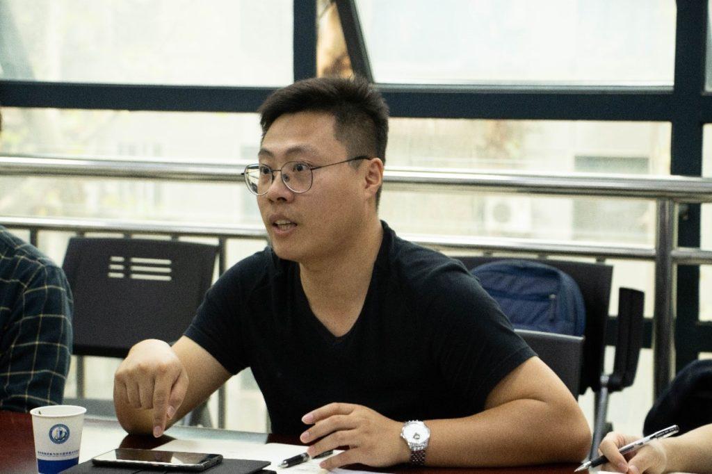 广州禾信仪器股份有限公司谭总一行访问微纳材料设计与制造中心