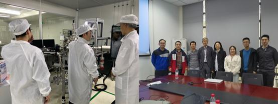 韩国成均馆大学Heeyeop Chae教授来访交流